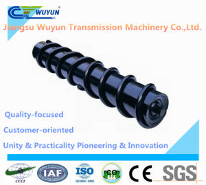 Spiral Roller, Steel Screw Idler, Belt Conveyor Idler Roller pictures & photos