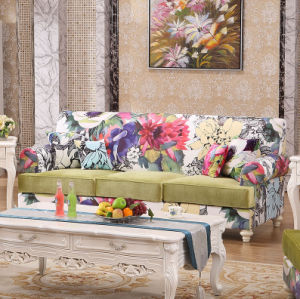 Wholesaler of Furniture Wooden Sofa pictures & photos
