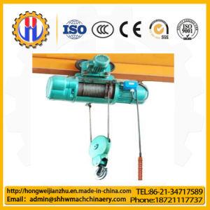 Mini Electric Hoist/PA200 220/230V 450W 10/5 (m/min) 44*38*20 Cm pictures & photos