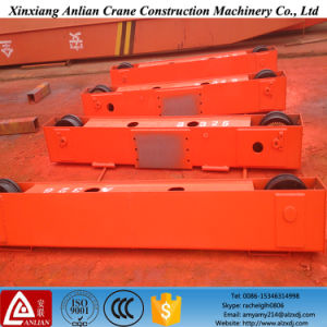 Single Beam Overhead Crane End Carriage pictures & photos