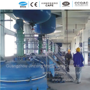 Jinzong Machinery Adhesive Glue Plant/ Adhesive Glue Reactor/Reaction Kettle/Reaction Vessel pictures & photos