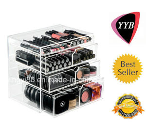 Top Seller Acrylic Cosmetic/Makeup Organizer pictures & photos