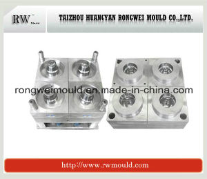High Polished 4 Cavity Cup Mould