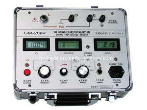 Transformer Insulation Resistance Tester pictures & photos