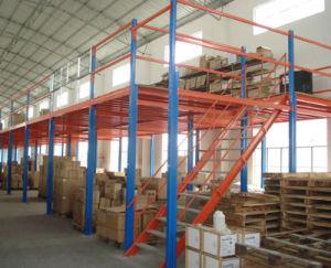 Warehouse Storage Stee Structure Storage Platform pictures & photos