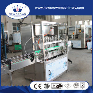 Automatic 10 Heads Liquid Timer Filling Machine pictures & photos