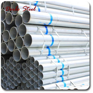 A106 Gr. B Hot Dipped Galvanized Steel Pipe pictures & photos
