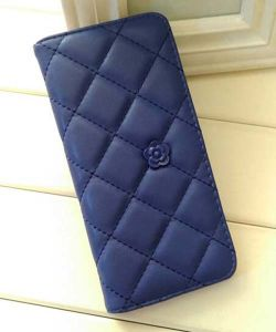 Wholesale Fashion Wallet Lingge Ultrathin Purse (XQ0523) pictures & photos