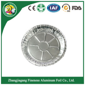 High Quality of Aluminum Foil for Dish (Y42022) pictures & photos