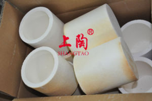 High Purity 99% Magnesia MGO Ceramic Crucibles pictures & photos