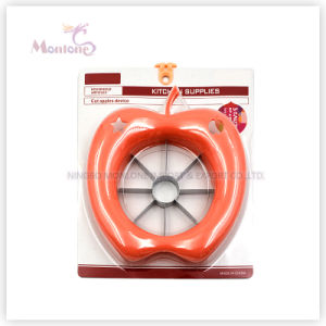 Plastic Stainless Steel Apple Slicer Apple Cutter pictures & photos