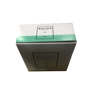 Black Cardboard Box Custom Paper Box Supplier pictures & photos