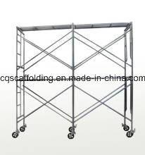 Mobile Frame Scaffolding System for Construction Platform (CQG-F)