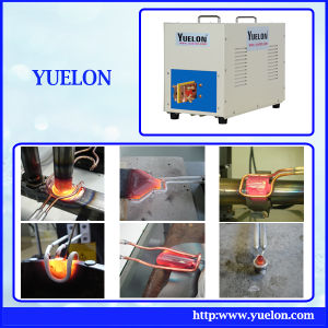 Yongkang Induction Automatic Soldering Machine pictures & photos