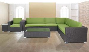 Hot Designed PE Rattan Sofa Set pictures & photos