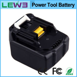 Bl1415 Portable Power Tool Lithium-Ion 18650*4 Cells Battery for Makita