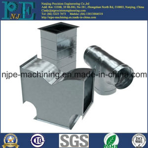 High Quality Sheet Metal Fabrication Stainless Steel Bellows pictures & photos