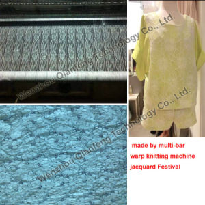 Fabric Jacquard Knittinging Loom Machine Manufacturer pictures & photos