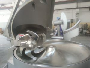 Vacuum Meat Chopper with Sweden SKF Bearings pictures & photos