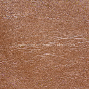 High Grade Light Color Fastness Artificial Leather (QDL-53162) pictures & photos