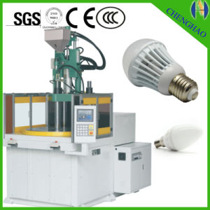 Vertical Injection Machine with Rotary Table pictures & photos