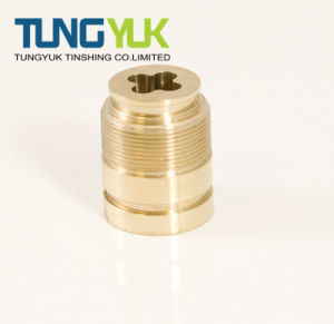 Brass Screw by CNC Precision Machining Parts pictures & photos
