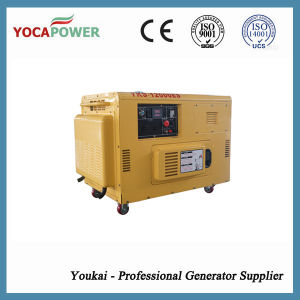 9kw Power Silent Generator of High Work Efficiency pictures & photos