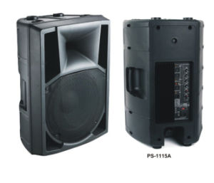 Passive / Active Plastic Speaker System PS-1115A
