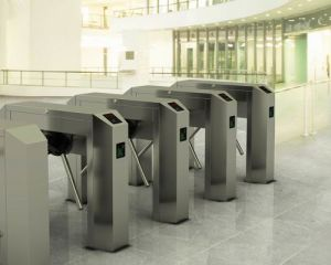RFID Card Reader Automatic Access Control Tripod Turnstile pictures & photos