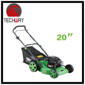 Tw-Xym178-1bsd 20inch Hand Push Gasoline Lawn Mower with B&S Engine pictures & photos