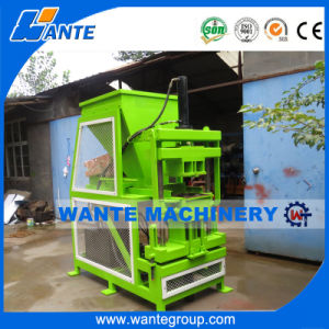 Wt2-10 Interlocking Brick Machine Price pictures & photos