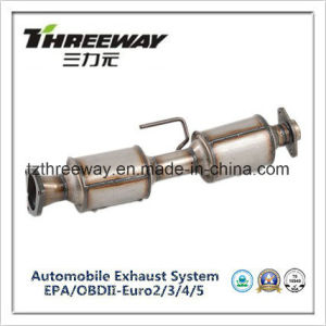 Taizhou Three Way Catalytic Converter Direct Fit for Fr3810c pictures & photos