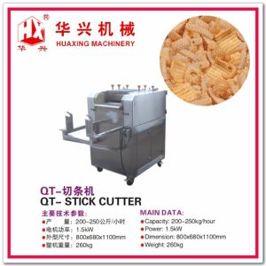 Qt-Stick Cutter (Puff Snack Machine/Shrimp Stick/Prawn Cracker Production) pictures & photos