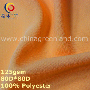 Polyester Two-Ways Spandex Chiffon Fabric for Garment Dress (GLLML346) pictures & photos