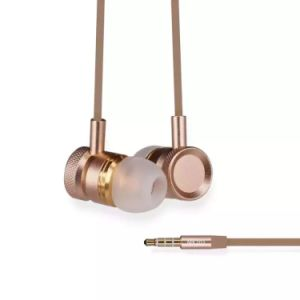Super Bass Metal Earphone for Mobile Phone with 3.5mm Jack pictures & photos