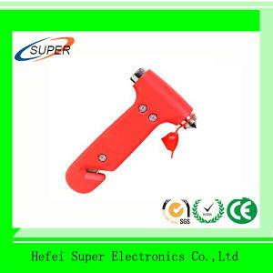 High Quality Multifunction Emergency Hammer pictures & photos