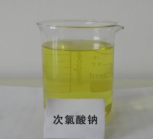 CAS No. 7681-52-9 Sodium Hypochlorite Solution pictures & photos