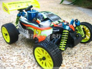 1/16 Scale PP Plastic Type and Plastic Material Nitro RC Toy Car pictures & photos