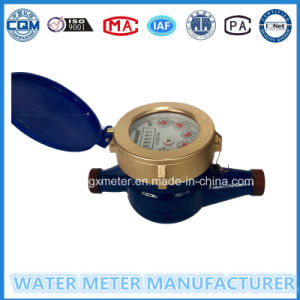 Multi-Jet Dry Type Mechanical Watermeter of Dn15-25mm pictures & photos