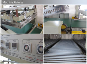 Automatic L-Bar POF Film Sealing & Shrink Packaging Machine pictures & photos