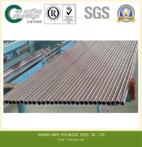 Manufacturer ASTM 904L Stainelss Steel Welded Tube pictures & photos