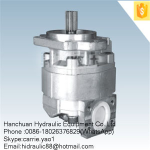 Guangzhou Manufactur Fuel Gear Hydraulic Pump in Stock (WA500-3) pictures & photos