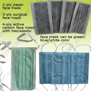 Ly Non-Woven Disposable Face Mask pictures & photos