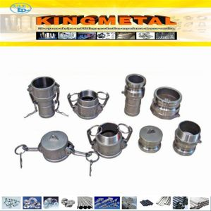 304 316 Stainless Steel Camlock Coupling, Cam Lock Groove Fitting pictures & photos