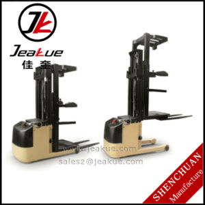 Humanized Design 500kg Median Position Electric Order Picker pictures & photos