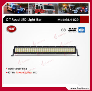 180W off Road LED Light Bar (LH029) pictures & photos