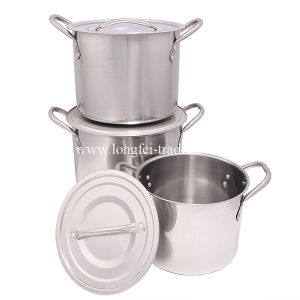 Stainless Steel, Home Appliance, Kitchen Appliance, Kitchenware, Stock Pot, Cookware pictures & photos
