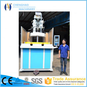 Advanced Technology Precise PVC Rotary Table Injection Molding Machine pictures & photos