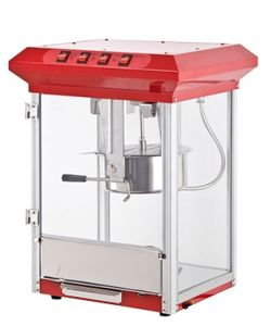 High Quality Professional Popcorn Machine with Stainelss Pot (ET-POP6A-E(Red)) pictures & photos