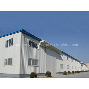 Warehouse with Steel Frame Construction pictures & photos